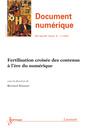 Couverture de l'ouvrage Fertilisation croisée des contenus à l'ère du numérique