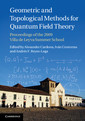 Couverture de l'ouvrage Geometric and Topological Methods for Quantum Field Theory