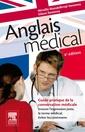 Couverture de l'ouvrage Anglais médical