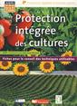 Couverture de l'ouvrage Protection intégrée des cultures