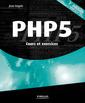 Couverture de l'ouvrage PHP 5