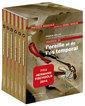 Couverture de l'ouvrage Imagerie de l'oreille et de l'os temporal (coffret 6 volumes + fascicule)