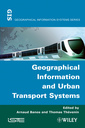 Couverture de l'ouvrage Geographical information and urban transport systems