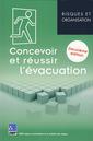 Couverture de l'ouvrage Concevoir et réussir l'évacuation