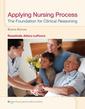 Couverture de l'ouvrage Applying Nursing Process