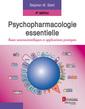 Couverture de l'ouvrage Psychopharmacologie essentielle