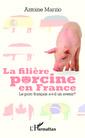 Couverture de l'ouvrage La filière porcine en France