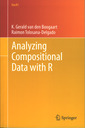 Couverture de l'ouvrage Analyzing compositional data with R