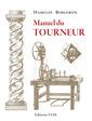 Couverture de l'ouvrage Manuel du tourneur