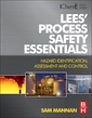 Couverture de l'ouvrage Lees' Process Safety Essentials