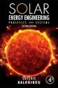 Couverture de l'ouvrage Solar Energy Engineering