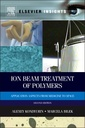 Couverture de l'ouvrage Ion Beam Treatment of Polymers