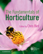Couverture de l'ouvrage The Fundamentals of Horticulture
