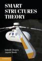 Couverture de l'ouvrage Smart Structures Theory