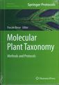 Couverture de l'ouvrage Molecular Plant Taxonomy