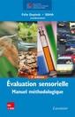 Couverture de l'ouvrage Évaluation sensorielle (3e éd.)