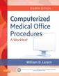 Couverture de l'ouvrage Computerized Medical Office Procedures