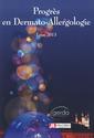 Couverture de l'ouvrage Progrès en dermato-allergologie (Lyon 2013)