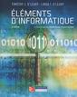 Couverture de l'ouvrage Eléments d'informatique