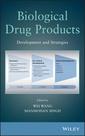 Couverture de l'ouvrage Biological Drug Products: Development and Strategies