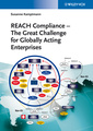 Couverture de l'ouvrage REACH Compliance: The Great Challenge for Globally Acting Enterprises