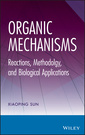 Couverture de l'ouvrage Organic Mechanisms