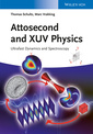 Couverture de l'ouvrage Attosecond and XUV Spectroscopy