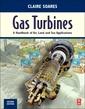 Couverture de l'ouvrage Gas Turbines