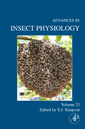 Couverture de l'ouvrage Advances in Insect Physiology