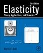 Couverture de l'ouvrage Elasticity