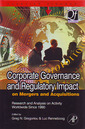 Couverture de l'ouvrage Corporate Governance and Regulatory Impact on Mergers and Acquisitions