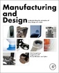 Couverture de l'ouvrage Manufacturing and Design