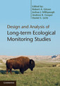 Couverture de l'ouvrage Design and Analysis of Long-term Ecological Monitoring Studies