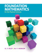 Couverture de l'ouvrage Foundation Mathematics for the Physical Sciences