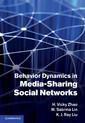 Couverture de l'ouvrage Behavior Dynamics in Media-Sharing Social Networks