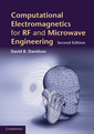 Couverture de l'ouvrage Computational Electromagnetics for RF and Microwave Engineering
