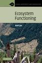 Couverture de l'ouvrage Ecosystem Functioning