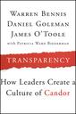 Couverture de l'ouvrage Transparency