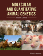 Couverture de l'ouvrage Molecular and Quantitative Animal Genetics
