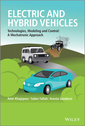 Couverture de l'ouvrage Electric and Hybrid Vehicles