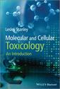 Couverture de l'ouvrage Molecular and Cellular Toxicology