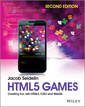 Couverture de l'ouvrage HTML5 Games - Creating Fun with HTML5, CSS3 and WebGL