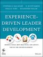 Couverture de l'ouvrage Experience-Driven Leader Development