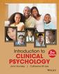 Couverture de l'ouvrage Introduction to Clinical Psychology