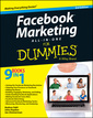 Couverture de l'ouvrage Facebook Marketing All-in-One For Dummies®