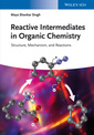 Couverture de l'ouvrage Reactive Intermediates in Organic Chemistry