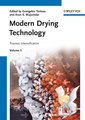 Couverture de l'ouvrage Modern Drying Technology