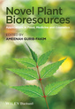 Couverture de l'ouvrage Novel Plant Bioresources