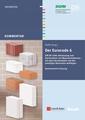 Couverture de l'ouvrage Der Eurocode 6 fur Deutschland DIN EN 1996