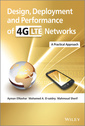 Couverture de l'ouvrage Design, Deployment and Performance of 4G-LTE Networks